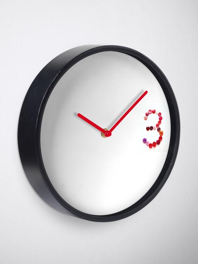 Alternate view of Three Clock