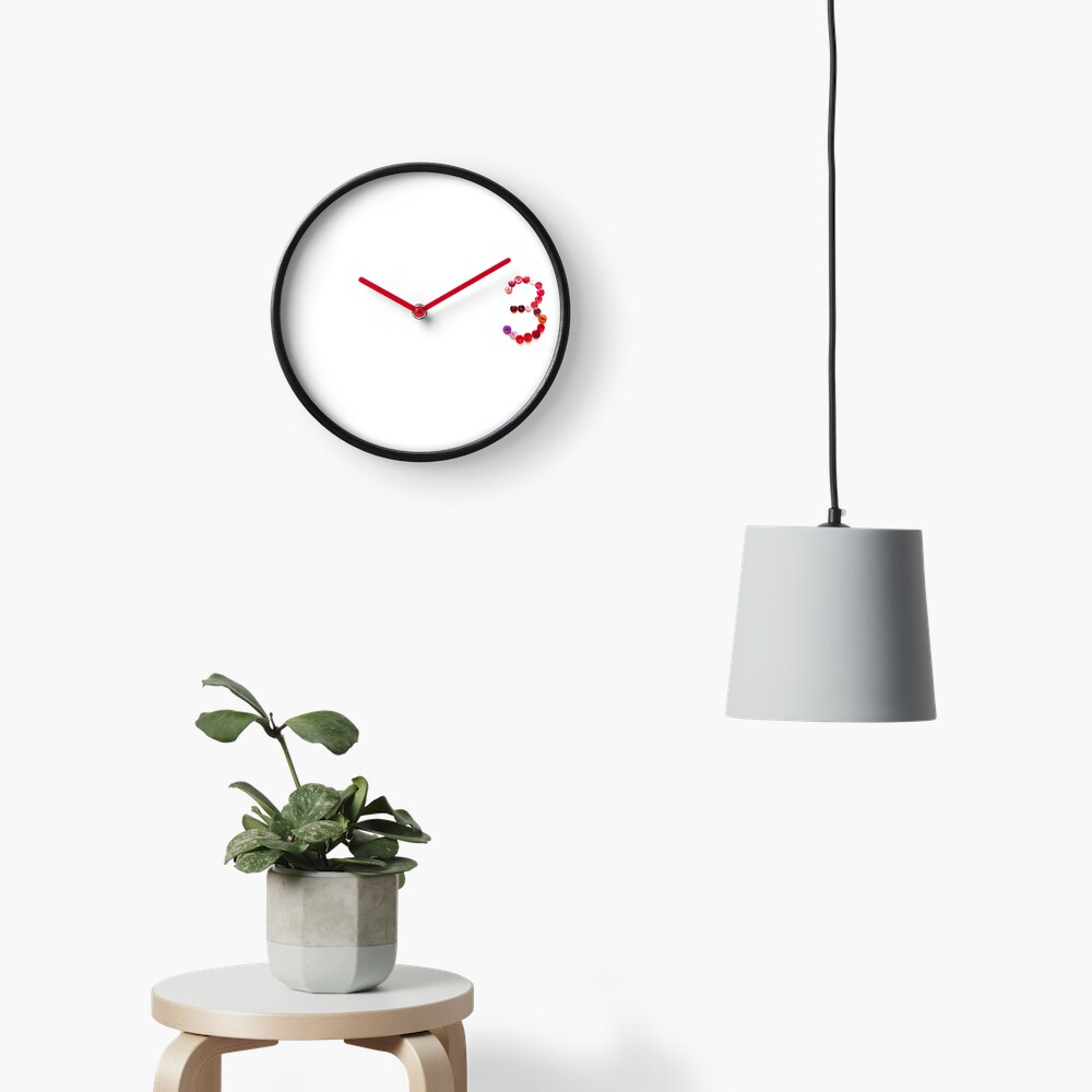 Three Clock