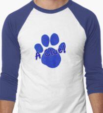 Blue's Clues: A Clue! Men's Baseball ¾ T-Shirt