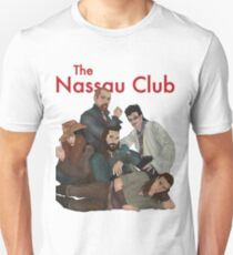 Sincerely Yours, The Nassau Club Unisex T-Shirt