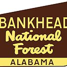 Bankhead National Forest Alabama Camping Hiking Nature by MyHandmadeSigns