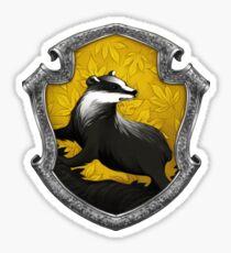 The Badger Sticker