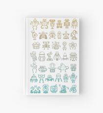 Robutts Hardcover Journal