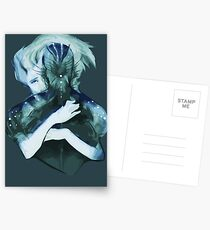The Shape of Water movie Postcards