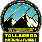 Talladega National Forest Alabama Hiking Camping Outdoors by MyHandmadeSigns