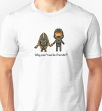 Master Chief & Grunt Unisex T-Shirt