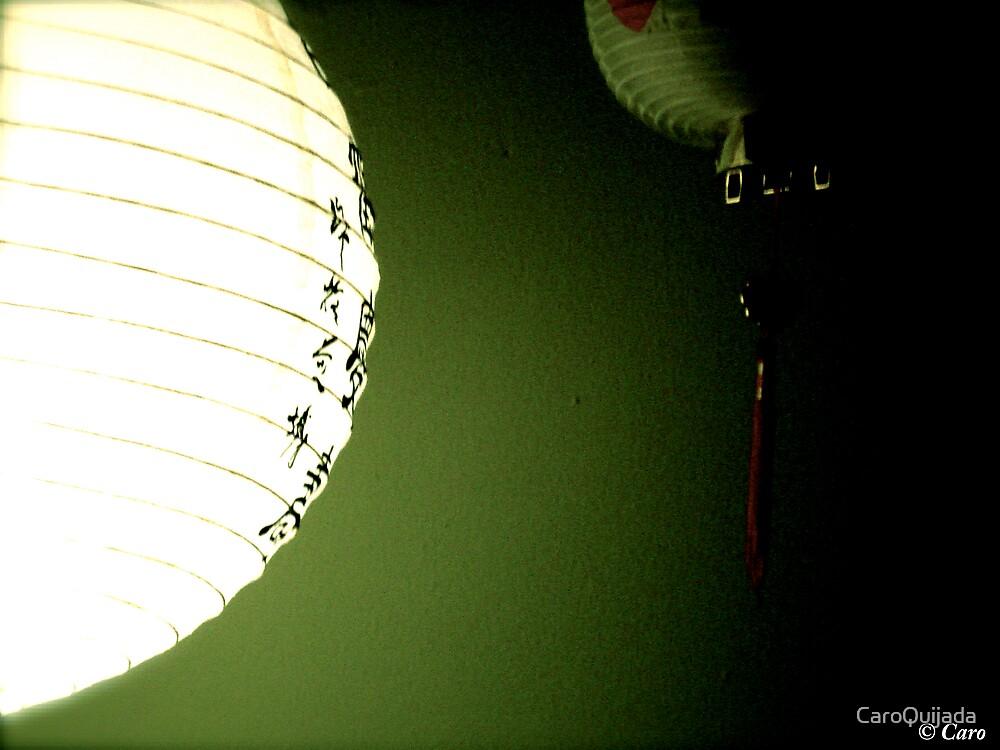Japanese Lamps by CaroQuijada