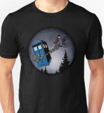 4th Doctor Supermoon Unisex T-Shirt