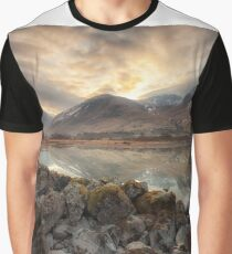 Wasdale, The Lake District Graphic T-Shirt