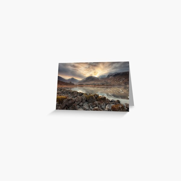 Wasdale, The Lake District Greeting Card