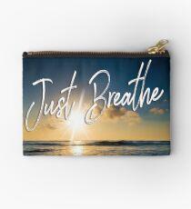 Just Breathe Studio Pouch