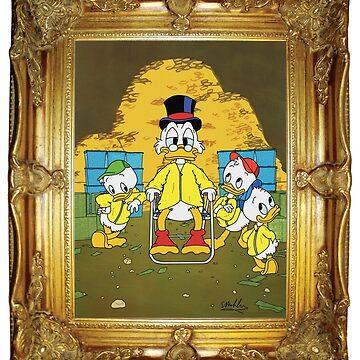 Breaking Ducktales by PoorlyDrawn