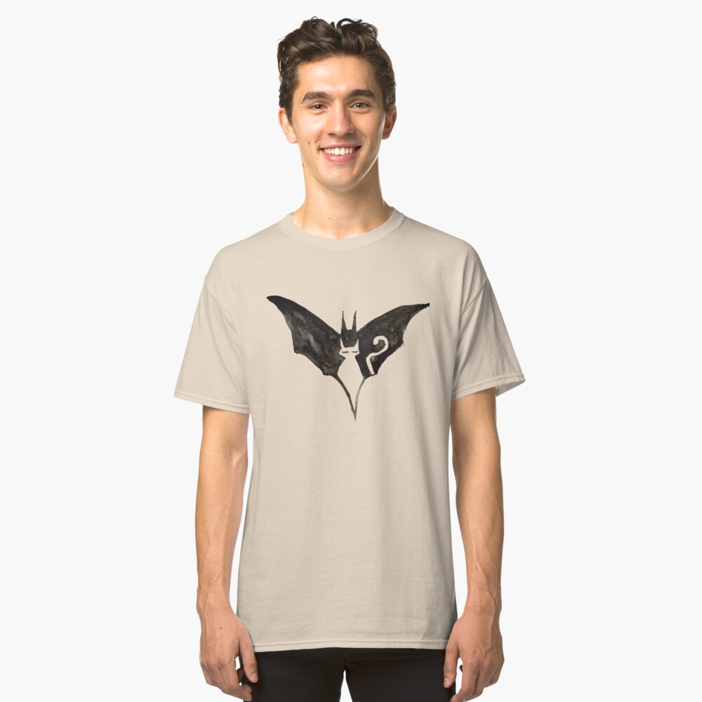 Batcat logo Classic T-Shirt