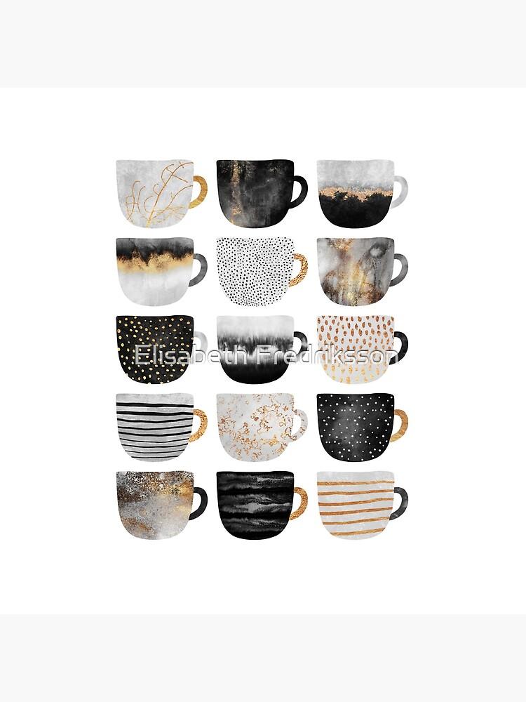 Pretty Coffee Cups 4 by foto-ella