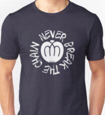 Never Break The Chain Unisex T-Shirt