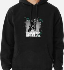 Bicycle Motocross Pullover Hoodie
