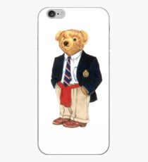Preppy Smart Blazer Polo Bear  iPhone Case