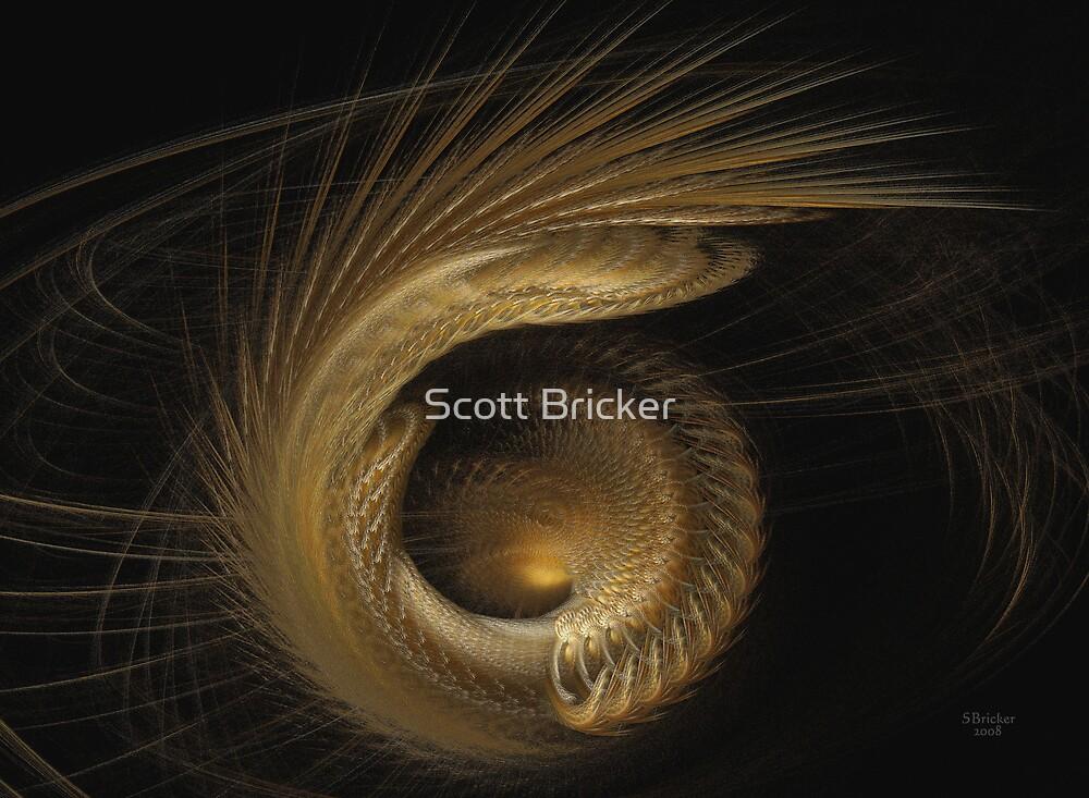 'Metallic Weird Thing' by Scott Bricker