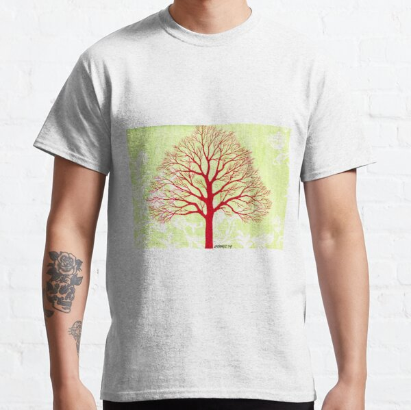 THE OLD RED TREE Classic T-Shirt