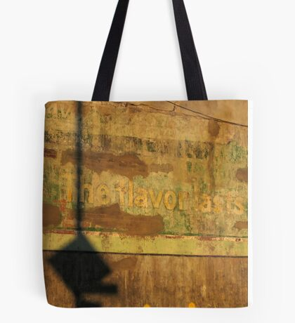 aged waterfront buiding. brooklyn, nyc Tote Bag