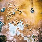 Peeling wall by Silvia Ganora