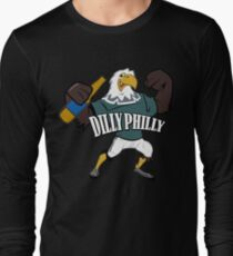 DILLY PHILLY Long Sleeve T-Shirt