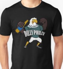 DILLY PHILLY Unisex T-Shirt
