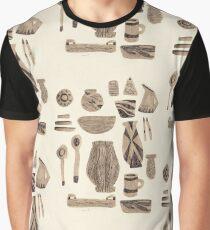 Dinnerware for Entertaining, 1958 Graphic T-Shirt