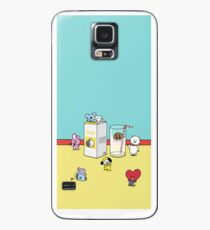 BT21 BTS  Case/Skin for Samsung Galaxy