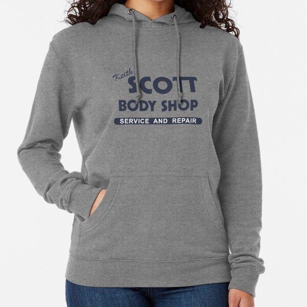 Keith Scott Body Shop Lightweight Hoodie