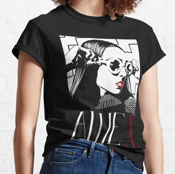 ALLIE X Portrait Classic T-Shirt