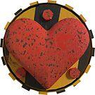 Industrial Strength Love by SpikeysStudio