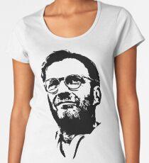 Jürgen Klopp Premium Rundhals-Shirt