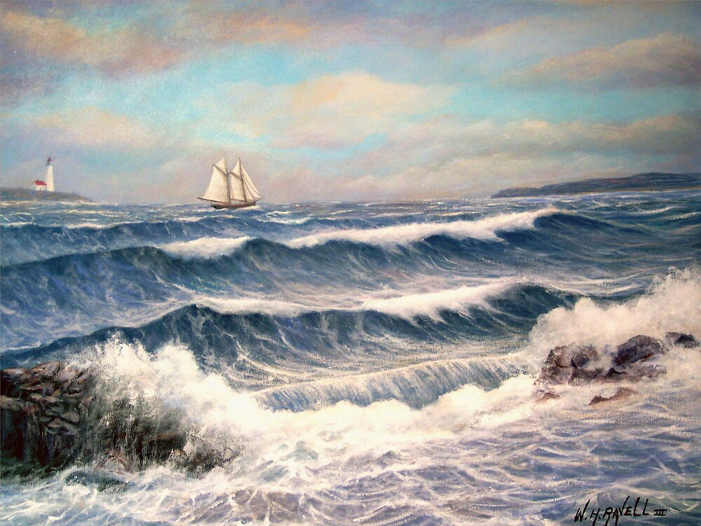 Outward Bound by William H. RaVell III