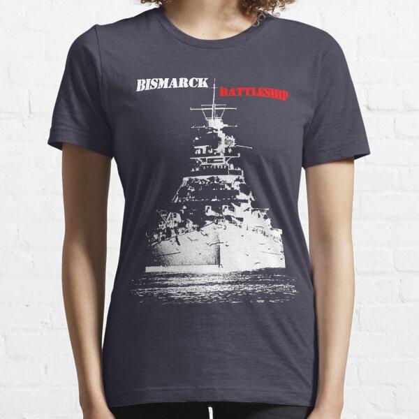 Bismarck - Battleship Essential T-Shirt