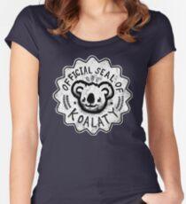 Koalaty Women's Fitted Scoop T-Shirt
