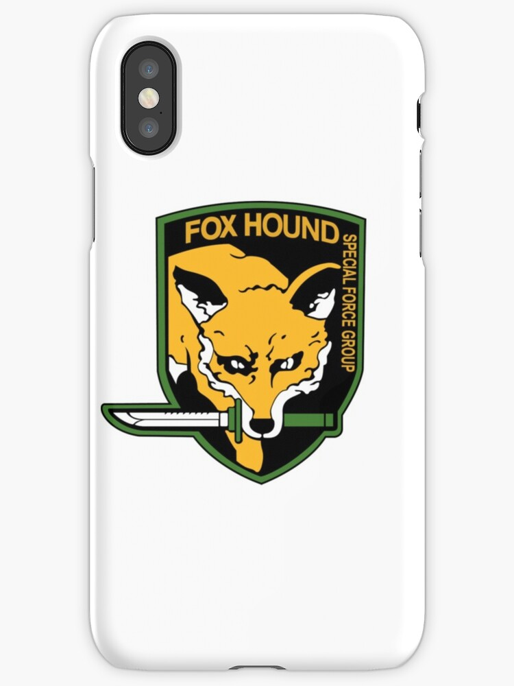 Foxhound Logo By Finlay Tait