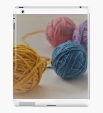 Yarn We Colorful  iPad Case/Skin