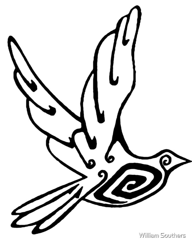 Dove by William Southers