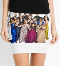 This Is Us Mini Skirt