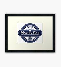 Moriar tea Framed Print
