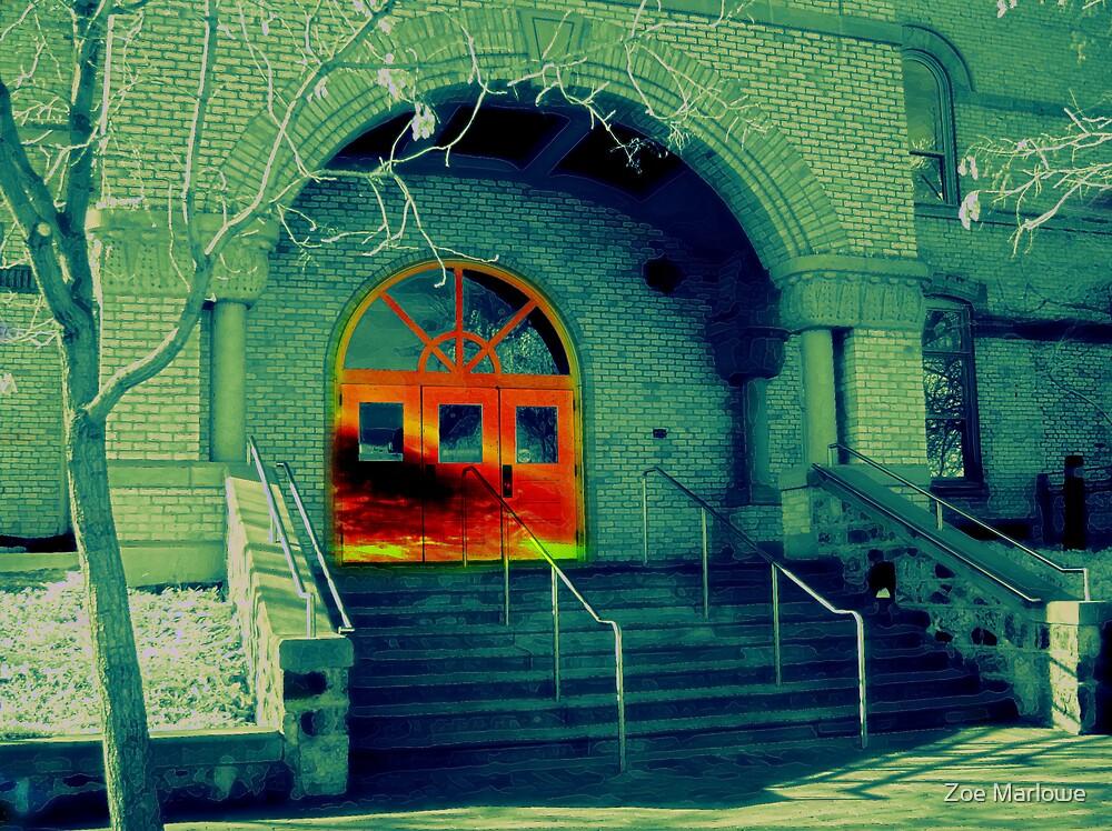 Mystery Doors by Zoe Marlowe