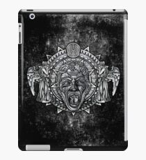 angels dont BLINK aztec Style iPad Case/Skin