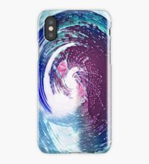 Eye of a Monster Storm iPhone Case