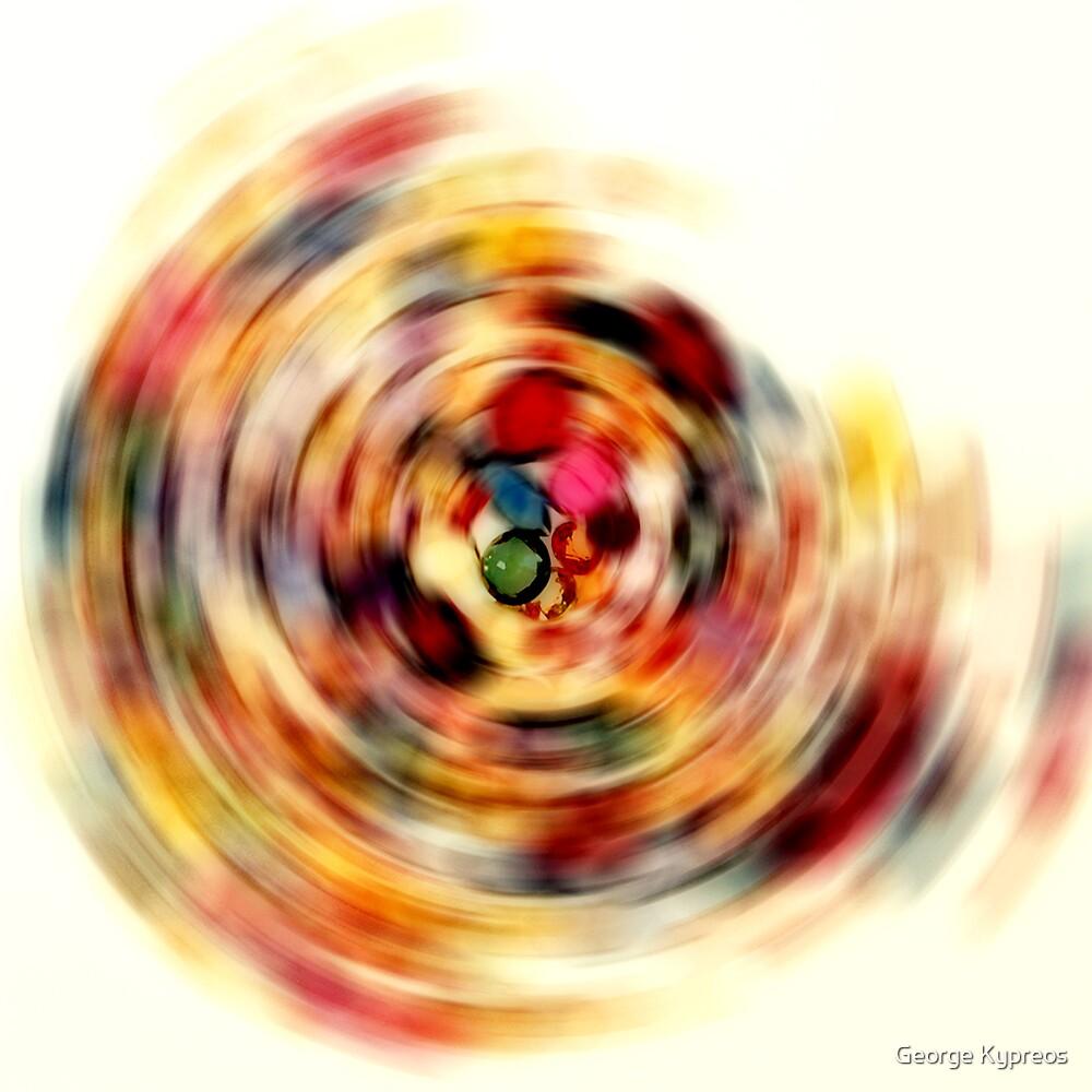 Precious Spin by George Kypreos
