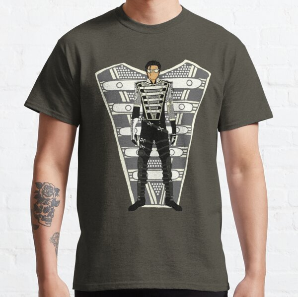 HIStory Promo Military March Jackson 2 Classic T-Shirt