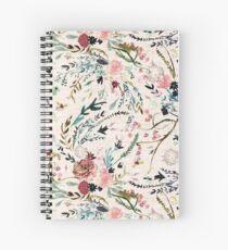 Cuaderno de espiral Fable Floral
