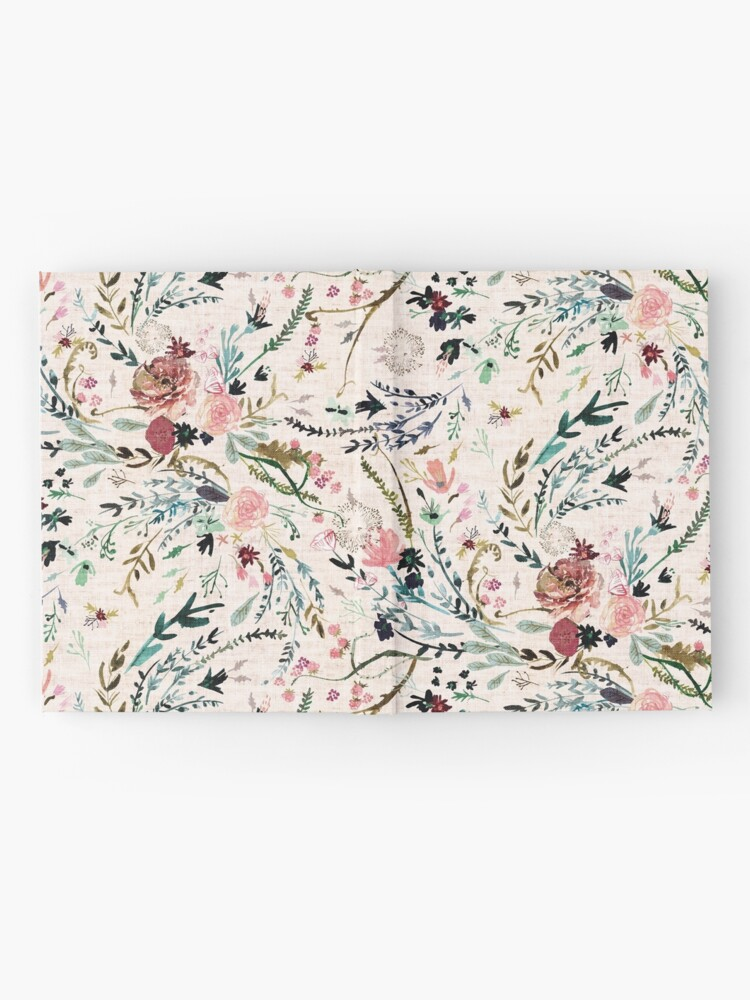 Alternate view of Fable Floral  Hardcover Journal