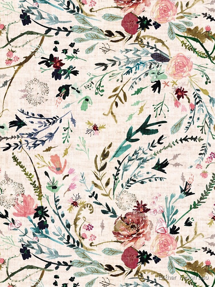 Fable Floral de nouveaubohemian