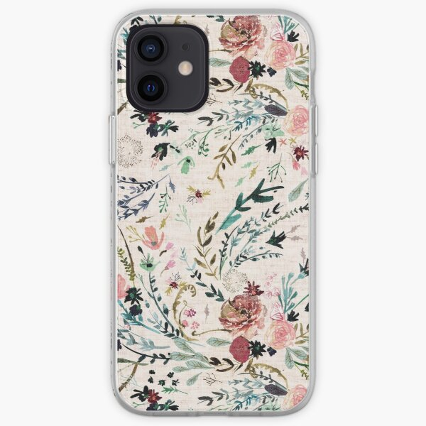Fable Floral  iPhone Soft Case